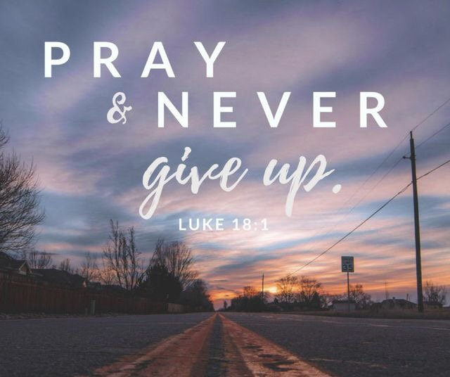LPW Bible Verse Of The Day – Luke 18-1 – WELCOME TO LUMYPRAY'S BLOG
